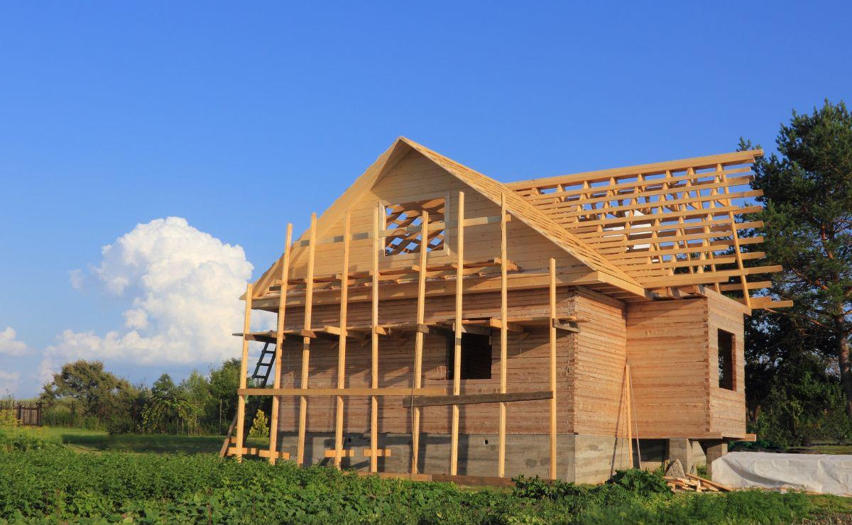 Как продать недостроенный дом не оформляя его